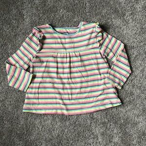 Carter's Multicolor Stripe Top